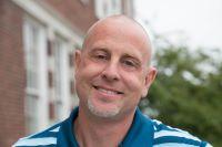 Principal Justin Hendrickson